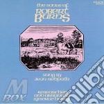 Jean Redpath - Songs Of Robert Burns cd musicale di Redpath Jean