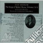 Jean Redpath - Songs Of R.Burns Vol.3-4 cd musicale di Redpath Jean