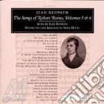 Jean Redpath - Songs Of R.Burns Vol.5-6 cd musicale di Redpath Jean
