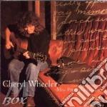 Mrs.pinocci'c guitar - cd musicale di Wheeler Cheryl