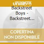 S/t cd musicale di Boys Backstreet