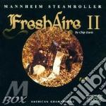 Fresh aire 2 cd musicale di Mannheim Steamroller