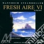 Fresh aire 6 cd musicale di Mannheim Steamroller