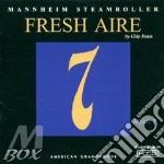 Fresh aire 7 cd musicale di Mannheim Steamroller