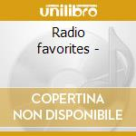 Radio favorites - cd musicale di Big sandy & his fly-rite boys