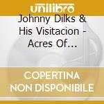 Johnny Dilks & His Visitacion - Acres Of Heartache cd musicale di Johnny dilks & his visitacion