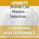 Salacious rockabilly cat - cd musicale di Jimmie lee maslon