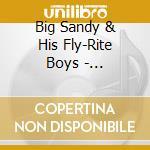 Big Sandy & His Fly-Rite Boys - Swingin'West cd musicale di Big sandy & his fly rite boys