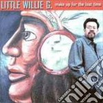 Make up for the lost time - cd musicale di Little willie c.