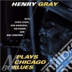 Plays chicago blues cd musicale di Henry Gray