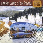 Laurie Lewis & Tom Rozum - Guest House cd musicale di Laurie lewis & tom r