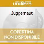 Juggernaut cd musicale di Frankie/pierce Capp
