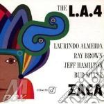Zaca cd musicale di L.a.4 The