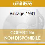 Vintage 1981 cd musicale di Stephane Grappelli
