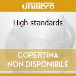High standards cd musicale di Jackie & roy