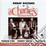 Great guitars at charlies... cd musicale di Guitars Great