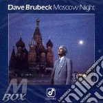 MOSCOW NIGHT cd musicale di Dave Brubeck