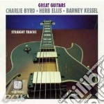 Straight tracks cd musicale di Guitars Great
