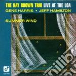 Trio / live at the loa cd musicale di Ray Brown