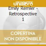 Retrospective v.1:standards cd musicale di Emily Remler