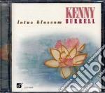 Lotus blossom cd musicale di Kenny Burrell