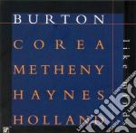 LIKE MINDS (COREA,METHENY,HAYNES..) cd musicale di BURTON GARY