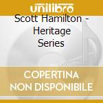 THE CONCORD JAZZ HERITAGE SERIES cd musicale di HAMILTON SCOTT