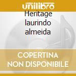 Heritage laurindo almeida cd musicale di Almeida