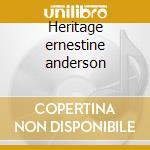Heritage ernestine anderson cd musicale di Ernestine Anderson