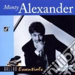 Ballad essentials cd musicale di Monty Alexander