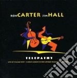 Telepathy cd musicale di Carter ron Hall jim