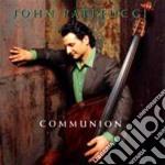 COMMUNION cd musicale di PATITUCCI JOHN