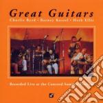 Great guitars cd musicale di Guitars Great
