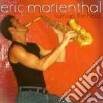 TURN UP THE HEAT cd musicale di MARIENTHAL ERIC