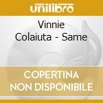 STRETCH cd musicale di COLAIUTA VINNIE