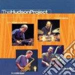 THE HUDSON PROJECT cd musicale di PATITUCCI/ABERCROMBIE/MINTZER/ERSKIN