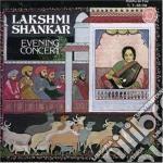 Evening concert, la grande vocalist indi cd musicale di Lakshmi Shankar