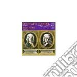 Sonate x clav (14 sonate) l.s.12, 132, 2 cd musicale di D Scarlatti
