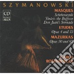 Masques: scheherazade, tantris the buffo cd musicale di Karol Szymanowski