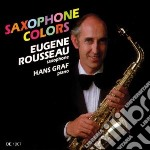 Saxophone colors cd musicale di Miscellanee