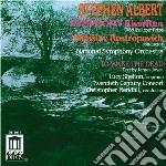 Sinfonia riverrun, to wake the dead cd musicale di Stephen Albert