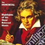 Immortal beethoven: estratti dalle sue o cd musicale di Beethoven ludwig van