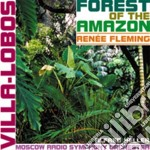 Forest of the amazon cd musicale di Villa lobos heitor