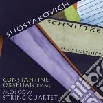 Quintetto per pianoforte in sol minore o cd musicale di Dmitri Sciostakovic