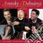 Quartetto per archi n.2 cd musicale di Arensky anton stepan