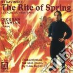 La sagra della primavera cd musicale di Igor Stravinsky