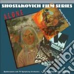 Alone (colonna sonora) cd musicale di Dmitri Sciostakovic