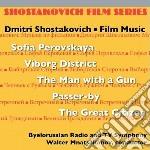 Colonne sonore cd musicale di Dmitri Sciostakovic