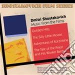 Golden mountains suite op.30a, the tale cd musicale di Dmitri Sciostakovic