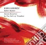 Seven beauties, in the path of thunder cd musicale di Kara Karayev